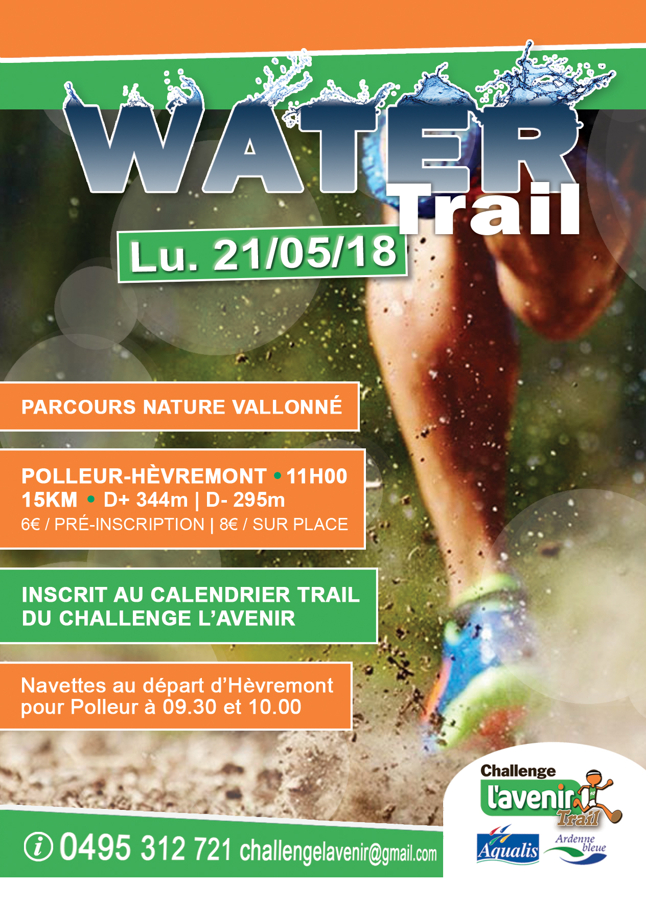 Flyers Water Trail 2018